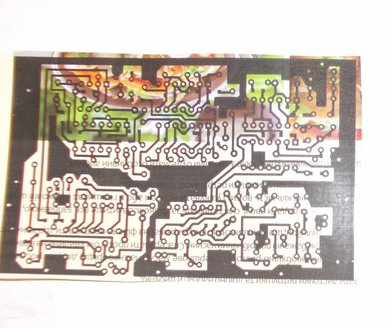 металлоискатель терминатор 4 своими руками схема